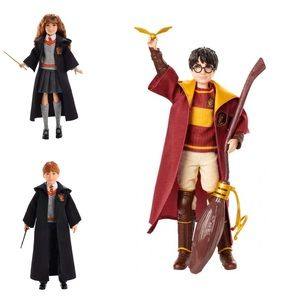 Other - *Brand New In Box* Harry Potter, Hermoine, Ron